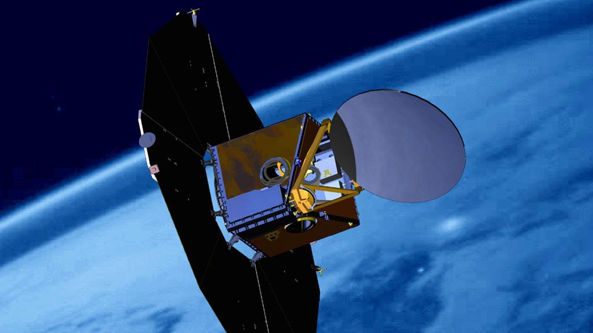 Odin-satelliitti 20 vuotta – kaksivuotiseksi suunniteltu satelliittihanke ylitti kaikki odotukset